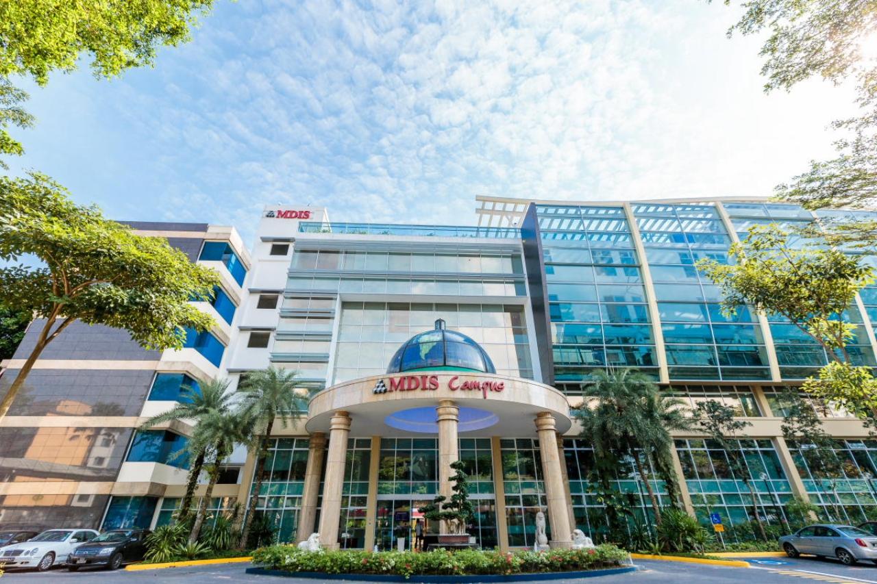 Học viện phát triển quản lý Singapore  MDIS 2016