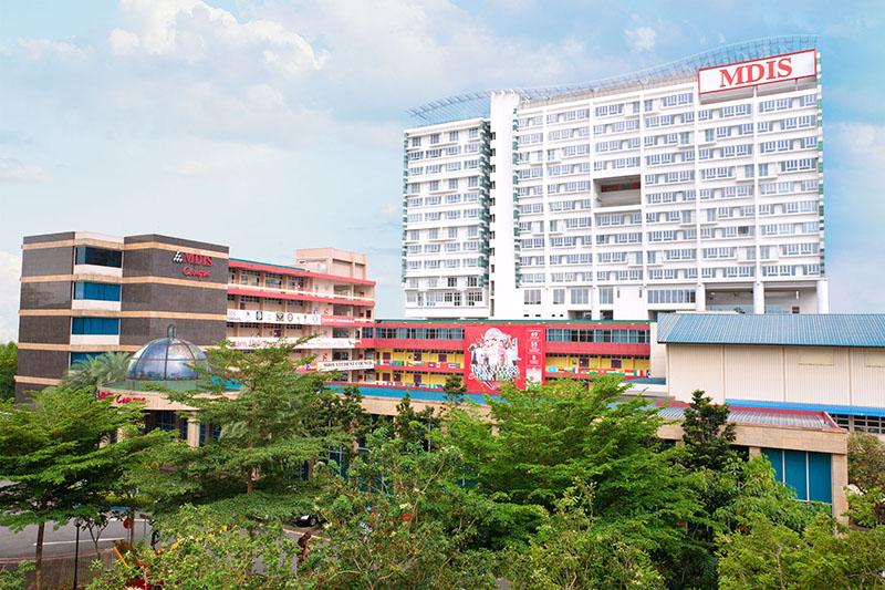 MDIS-campus